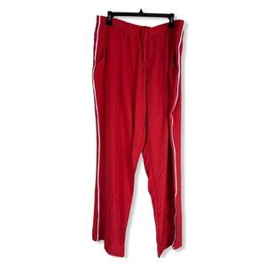 Soffe Adult Drawstring Warm-Up Pant red - 2XL